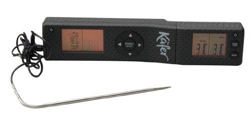 Käfer ETC536 Digitales Braten-/Ofenthermometer mit Funkübertragung