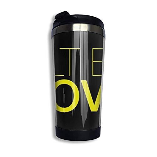 vfrtg Taza de viaje de vaso de acero inoxidable Alt Er Love (Skam) Insulated Vacuum Stainless Steel Tumbler Cup 13.5oz Coffee Travel Mug