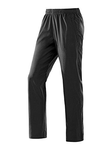 Joy Sportswear Niels Sporthose für Herren aus leichtem, angenehmem und pflegeleichtem Material, Lange Trainingshose mit Komfortbund mit Innenkordel Langgröße, 102, Black
