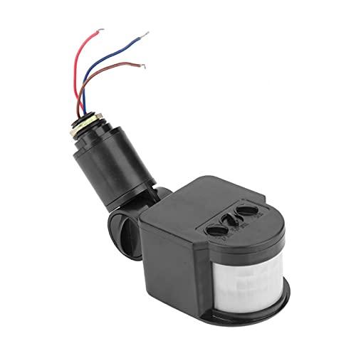 Interruptor infrarrojo Detector controlado de silicio Detector de movimiento del cuerpo humano Automatización Procesamiento rápido para reflector llevado