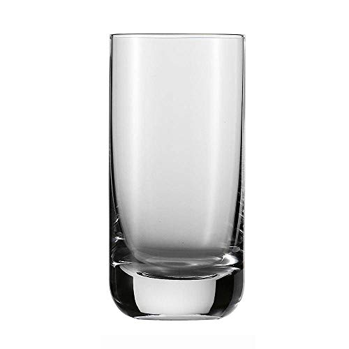 Schott Zwiesel 175514 Glasbecher, Transparent, 6er-Set