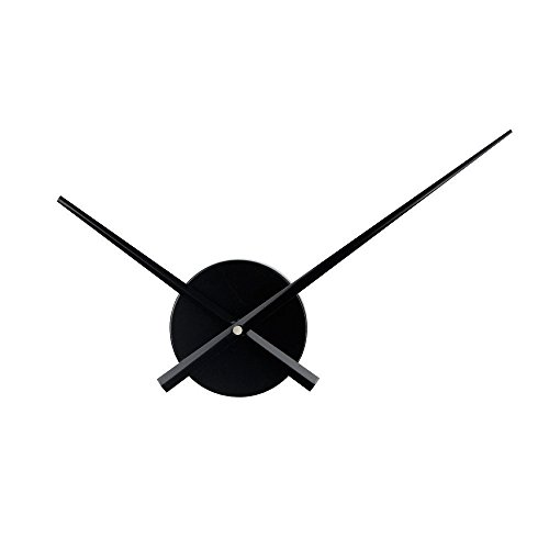 Timelike 3D Clock Hands, DIY Large Clock Hands Needles Wall Clocks 3D Home Art Decor Quartz Clock Mechanism Accessories