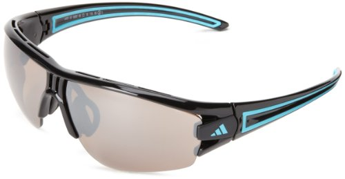 adidas Eyewear Evil Eye Halfrim s, Couleur Shiny Black