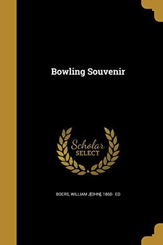 BOWLING SOUVENIR