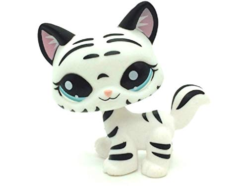 Pet 1498 Figure White Tiger Kitty Cat for Gifts