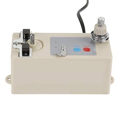 Akozon elektrische spoel, voor naaimachine, automatisch, draadspoel, 220 V, as, automatische spoel, elektrische spoel