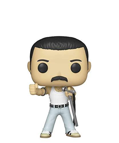 Popsplanet Funko Pop! Rocks Freddie Mercury (Live Aid) #183