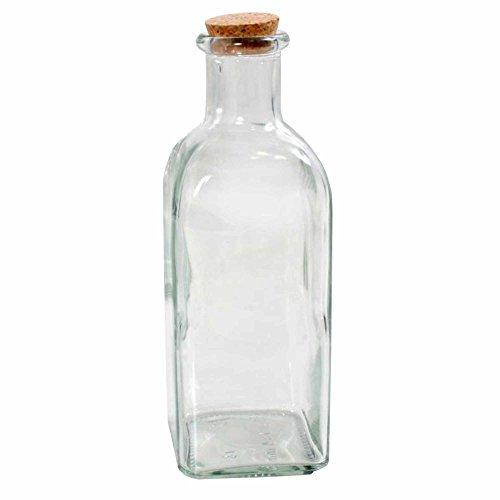 MEDITERRANEO - Botella Cristal Frasca Mediterraneo 500 Ml