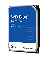 What is the difference between SSD and HDD - WD Blue HDD