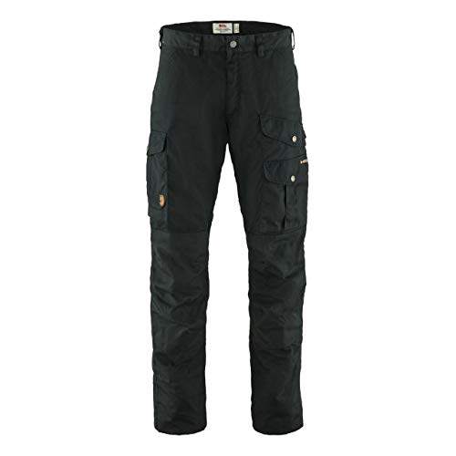 Fjallraven Herren Barents Pro Winter Trousers M Sport, Black, 54
