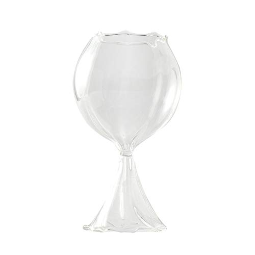 Hervit Box 2 Bicchieri Vetro Tubero Dia.10X17,5