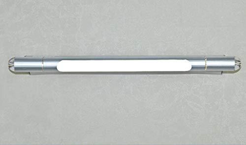 Spiegelleuchte Led-Spiegel Einfaches Modernes Licht Bad Badezimmerspiegel Kronleuchter Wc-Kommode Wandleuchte Schminklampe Verstellbarer Körper, BOSS LV, Weißes Licht-59cm