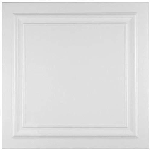 10 qm | Deckenplatten | XPS | formfest | Hexim | 50x50cm | Nr.24