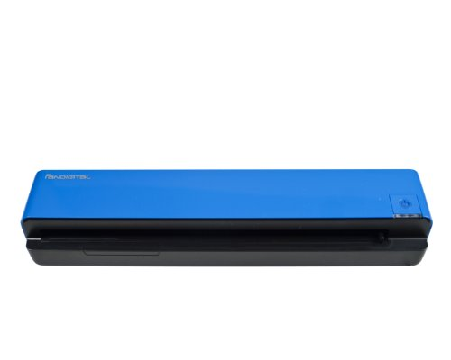 Pandigital Photolink One-Touch PANSCN06 8.5-Inch x11-Inch Photo Scanner - Blue
