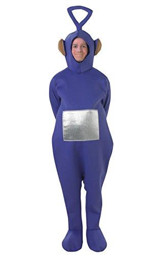 Rubies Costume de Télétubbies pour Adultes Tinky Winky – Taille Standard