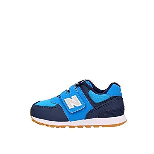 New Balance IV574DMB, Zapatillas Unisex niños, Azul, 22.5 EU