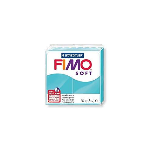 Staedtler - Fimo soft Celeste 57 gr Staedtler - STAT-8020-39