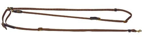Niggeloh Hundeleine 2 in 1, braun, 121200005
