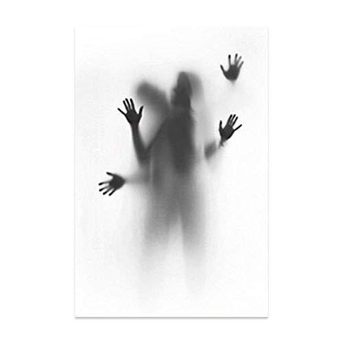 YWOHP Cuadro Abstracto de Lienzo de Sexo para Hombre y Mujer, póster de Sexo para Hombre y Mujer, Imagen de decoración de cabecera para Dormitorio, 40X50cm, sin Marco