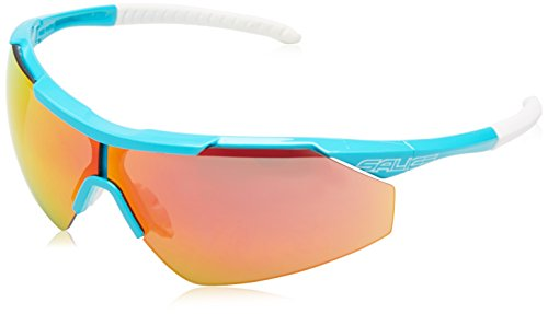 Salice 004RW - Gafas de Ciclismo, Color Turquesa, Talla úni