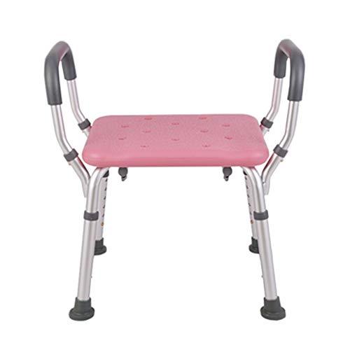 DQ-Badstuhl Stuhl/Hocker Dusche Medical Tool Bad Sitzbank Badezimmer für ältere Senior Schwangere Frau 150kg