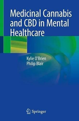 Medicinal Cannabis and CBD in Mental Healthcare
