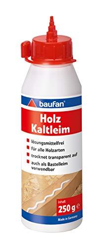Baufan Holzkaltleim, für alle Holzarten, 250 g