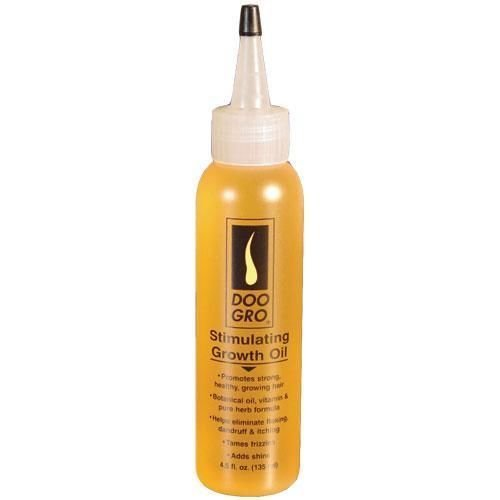 DOO GRO MEGA THICK STIMULATING GROWTH OIL FOR HAIR GROWTH & LOSS...