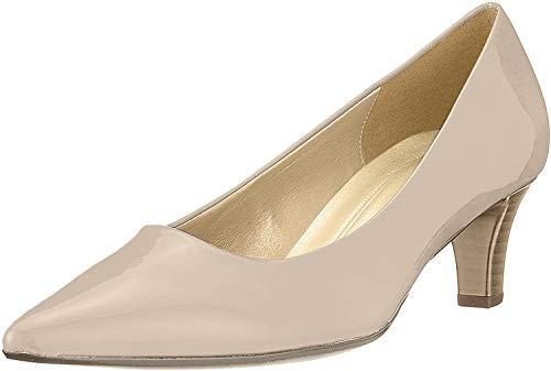 Gabor Shoes Damen Fashion Pumps, Beige (Sand), 42 EU