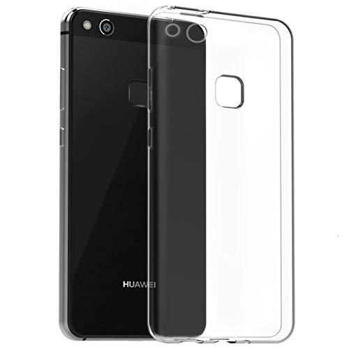 Todotumovil Funda de Gel TPU Carcasa Protectora Silicona para movil Huawei P10 Lite