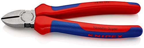 KNIPEX Alicate de corte diagonal (180 mm) 70 02 180