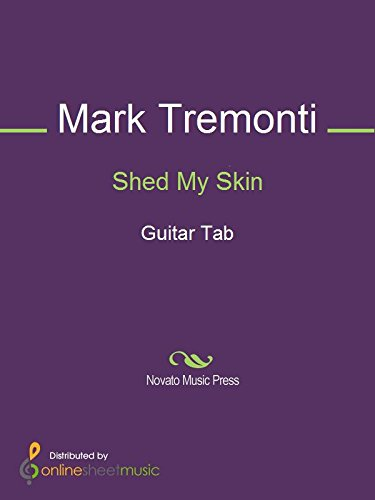 Shed My Skin (English Edition)