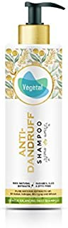 Vegetal Anti Dandruff Shampoo, 200ml