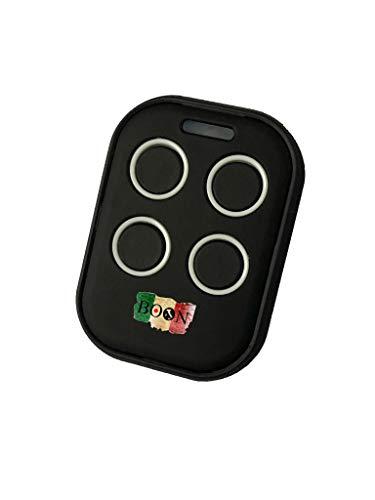 Telecomando Universale Autoapprendente per Cancelli automatici Garage 433mhz - fix code (BIANCO)
