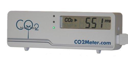 co2meter rad-0301Mini-Überwachung, weiß, co2meter