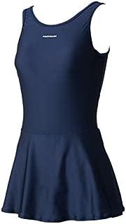 フットマーク スカート付ワンピース 101560
