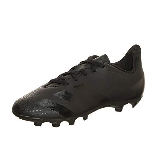 adidas Predator 20.4 FxG J, Zapatillas Deportivas Unisex niños, Core Black/Core Black/DGH Solid Grey