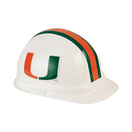 WinCraft NCAA University of Miami (Florida) Packaged Hard Hat