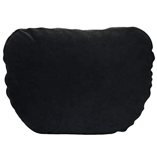 topfit Universal Car Neck Pillow Auto Kopfstützenkissen Auto verstellbarer Gurt Komfortable Memory Foam Neck Support und für Model 3 Model S Model X (1 Einheit)