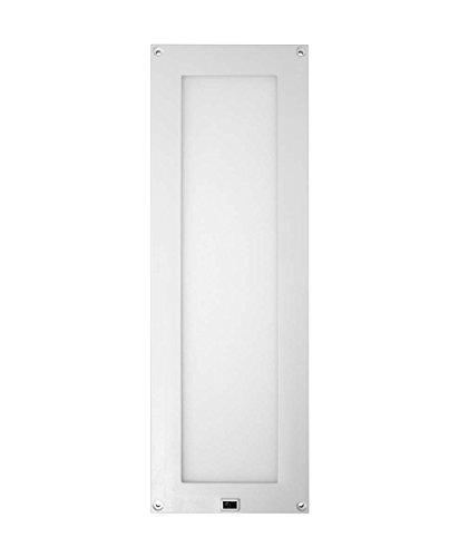 Osram LED Cabinet Panel Double Unterbau-Leuchte, für innenanwendungen, Warmweiß, integrierter Sweep - Sensor, Länge: 30x10 cm