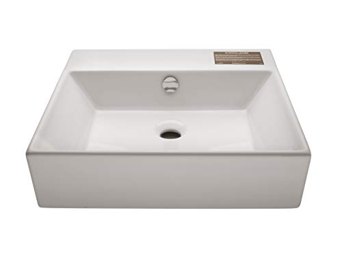 Catalano Keramik Waschtisch Modell Premium weiß 50x47x13cm
