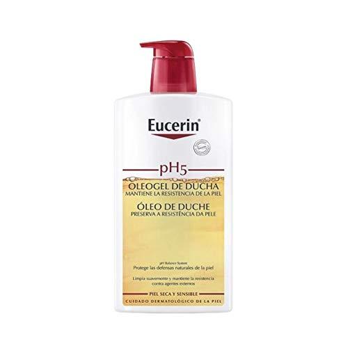 Eucerin pH5 Oleogel Ducha Piel Seca, 1000ml