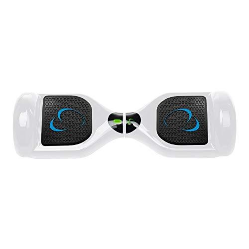 Smartgyro X1s Hoverboard Elettrico, Unisex Adulto, Bianco, Taglia Unica