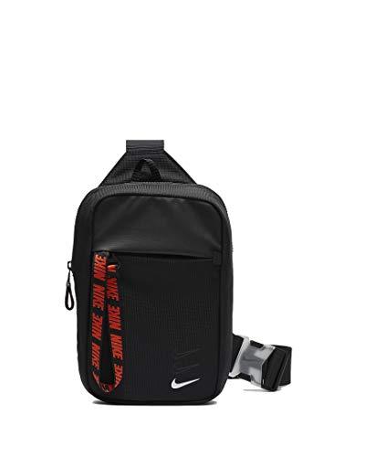 Nike Advance Essentials Hüfttasche Tasche Bag (one size, black/white)