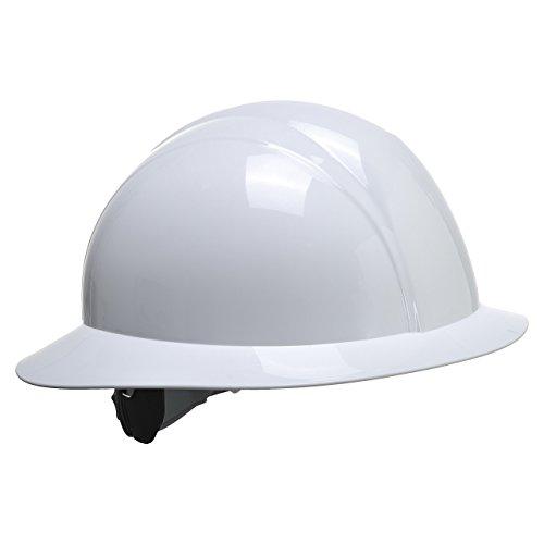 Portwest PS52WHR Helm Full Brim Future, Weiß, 52–63