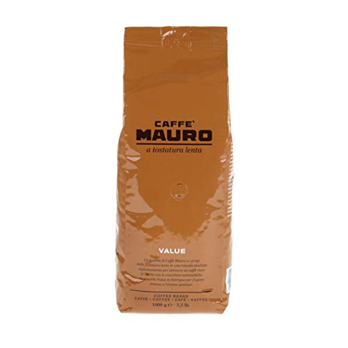 Mauro Kaffee Espresso - Vending Value, 1000g Bohnen