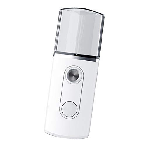 dailymall Humidificateur à Vaporisateur Facial, Pulvérisateur Facial à Nano 20ML, Humidificateur à Vapeur Facial Portable USB pour Hydrater Visage