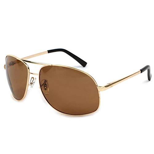 Eye Wear Lunettes Polarisante YouKnow avec monture dorée - Mixte