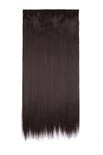 23' Extensions Cheveux Clips Monobande - Extension...