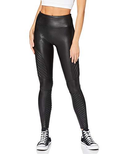 Spanx Damen 20136r-very xs Legging, Schwarz (Very Black Very Black), 32 (Herstellergröße: X-Small)